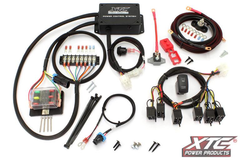 Polaris RZR 6 Switch Power Control System with Strobe Lights Switch Only