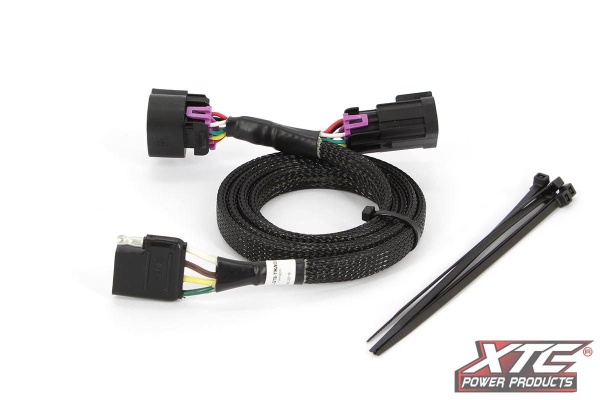 Polaris Ranger XP40 Ride Command Trailer Wiring Harness
