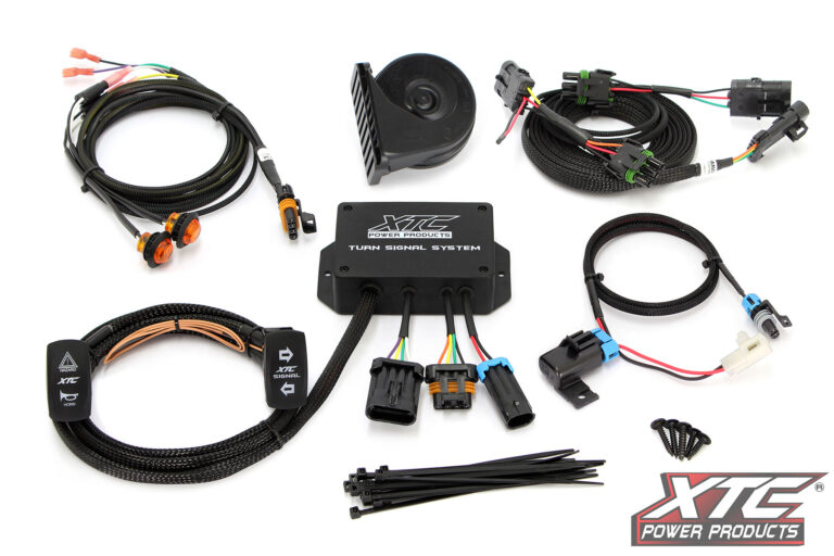 Can-Am Maverick X3 Turn Signal Kit with Horn