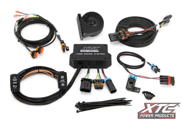 2019+ Ranger XP 1000 & General Plug and Play Turn Signal System W/Horn Plugs into OEM Busbar