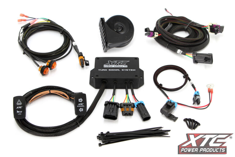 Ranger XP 900/1000 Plug and Play Turn Signal System with Horn