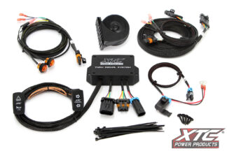 Universal Plug and Play Turn Signal System with Horn - Uses OE Brake Lights