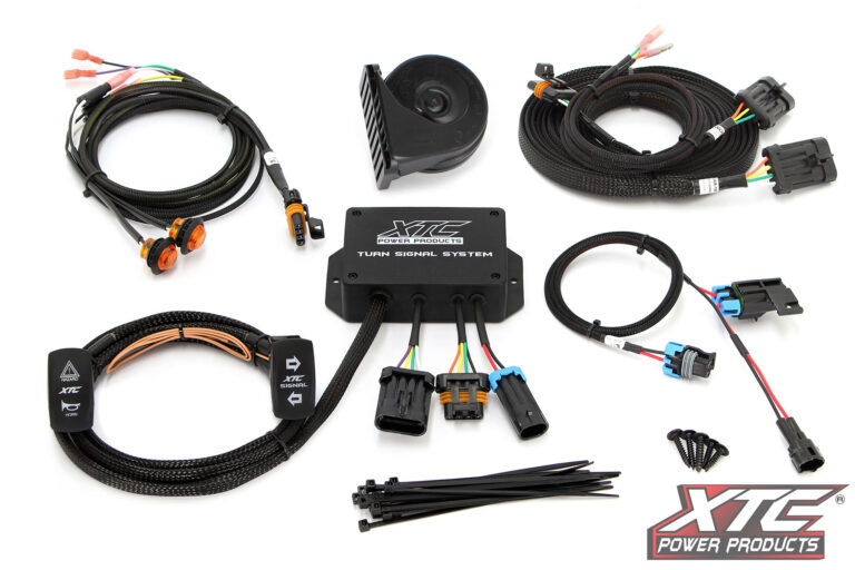 Yamaha Wolverine 2017 Turn Signal System with Horn